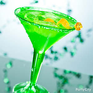 Green Appletini Recipe