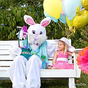 Easter Bunny Photo Op Idea