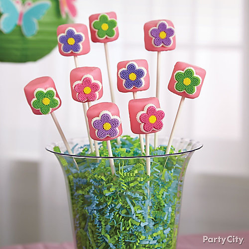 Marshmallow Daisy Pop How To