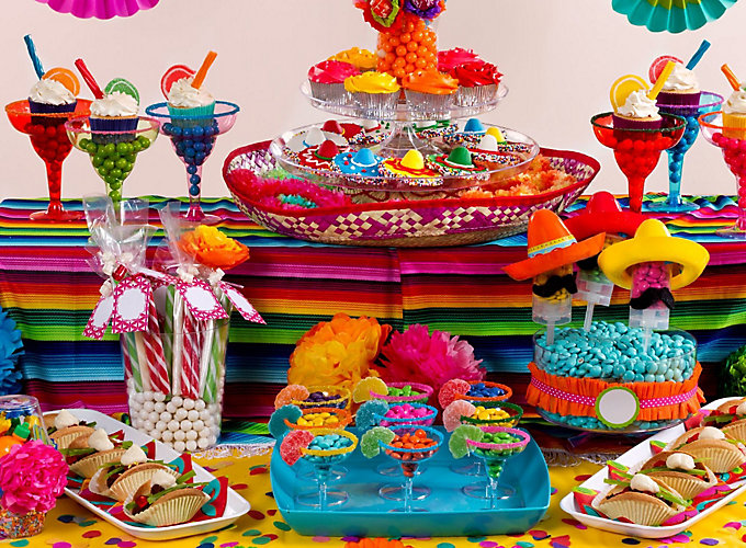 Cinco De Mayo Dessert Ideas Party City