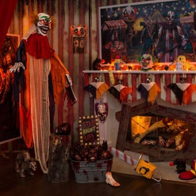 Creepy Carnival Decorating Ideas Party City