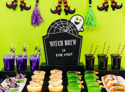 Kid-Friendly Halloween Drink Ideas