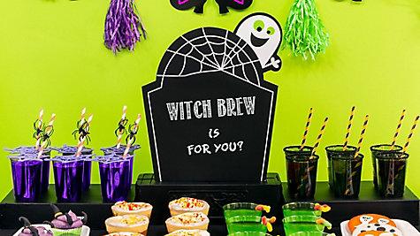Kid-Friendly Halloween Drink Recipes