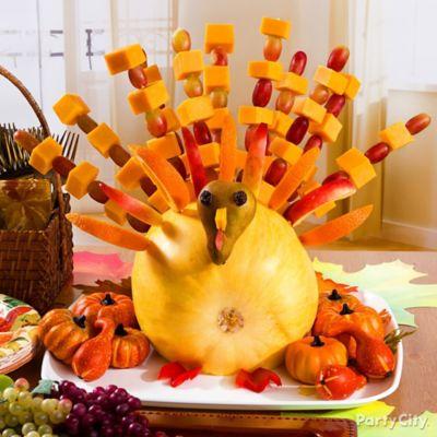 Fabulous Fruit Turkey How To