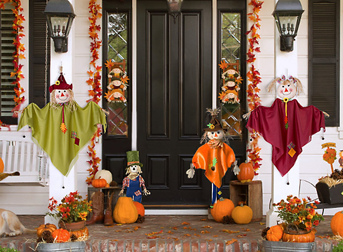 Beautiful Thanksgiving Decorating Ideas Gallery