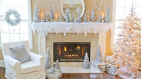 Winter Wonderland Decorating Ideas