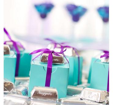 Chocolate Bar Gift Accent Idea