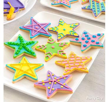Bright Star Cookie