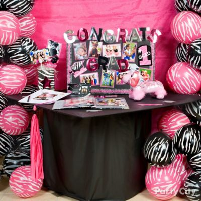 Graduation Memory Grad Cap Table DIY