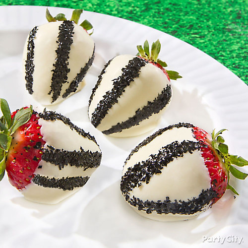 Referee Dipped Strawberries How To