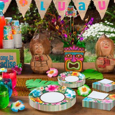 Totally Tiki Luau Party Ideas