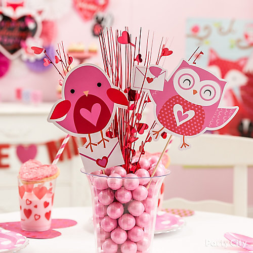gumball centerpiece idea - valentines day kids party ideas, Ideas