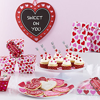 Valentines Day Baking Party Ideas