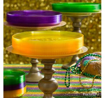 Plate Pedestals Idea