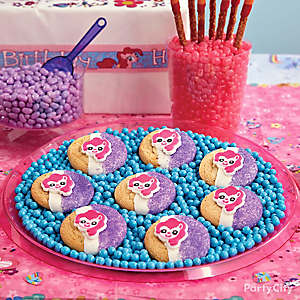 My Little Pony Sparkle Cookies How To