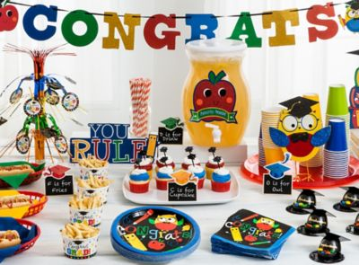 kids graduation party ideas - Graduation Party Decoration Ideas