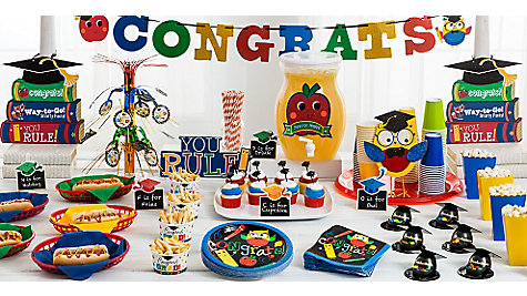 Kids Graduation Party Ideas