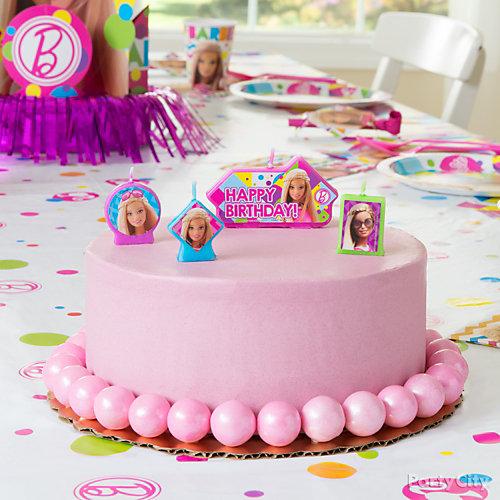 Barbie Cake Idea