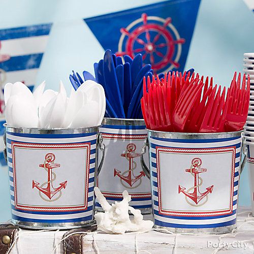 Nautical Utensil Display Idea
