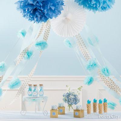 Prince Baby Shower Decoration Idea