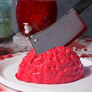 Asylum Brains for Dinner Idea