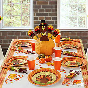 Thanksgiving Kids Table Idea
