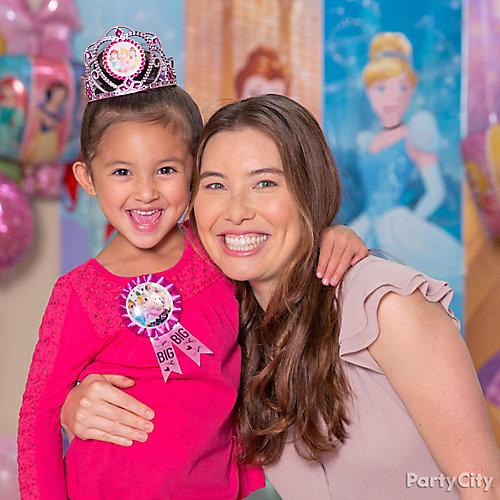 Disney Princess Birthday Outfit Idea