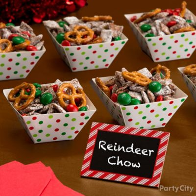 Reindeer Chow Mix How To