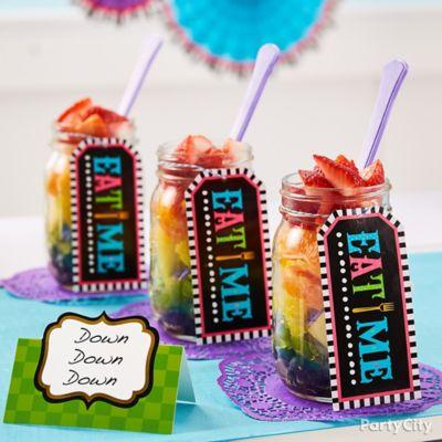 Crazy Fruit Cups Idea