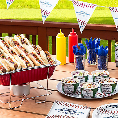 Hot Dog Station Idea