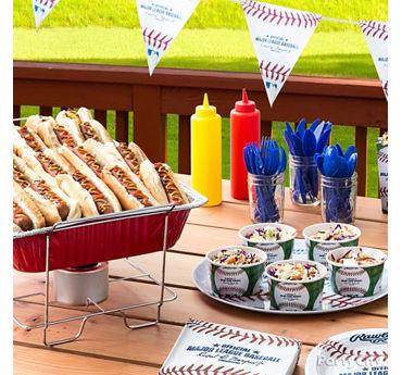 Hot Dog Station Idea