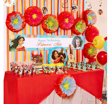 Elena of Avalor Custom Banner Idea
