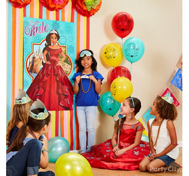 Elena of Avalor Pin It Game Idea