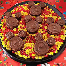 Mickey Mouse Brownies