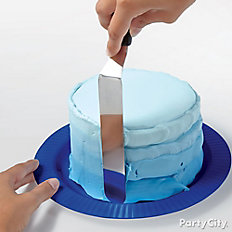 Smooth icing