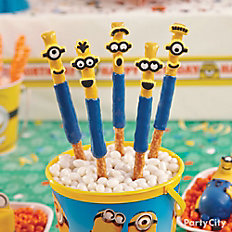 Despicable Me Pretzel Pops