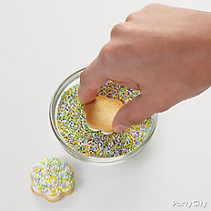 Decorate tail cookies