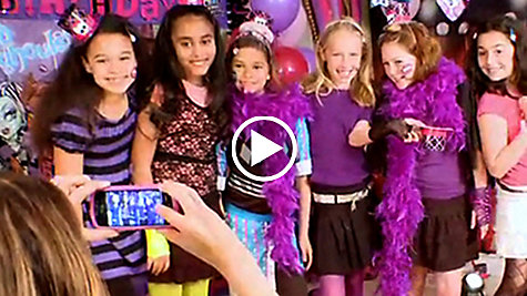 Monster High Party Ideas Video