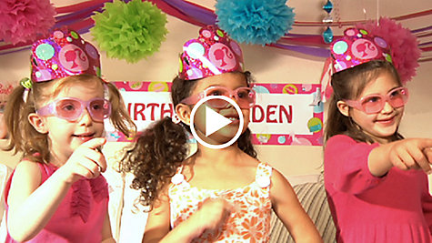 Hello Kitty Party Ideas Video