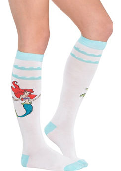 Ariel Knee-High Socks - The Little Mermaid