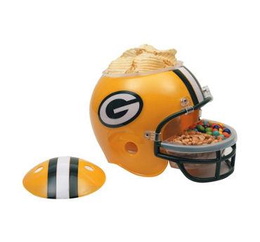 Green Bay Packers Snack Helmet