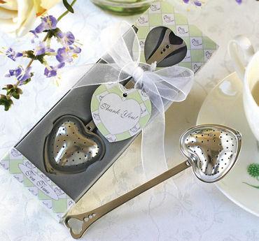 Heart-Shaped Tea Infuser