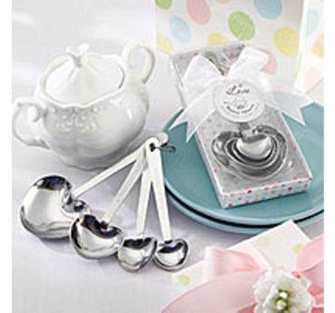 Love Beyond Measure Baby Shower Measuring Spoons 4ct