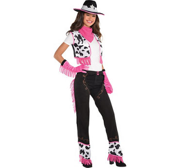 Adult Rodeo Cowgirl Accessory Kit