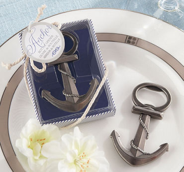 Antique Anchor Bottle Opener