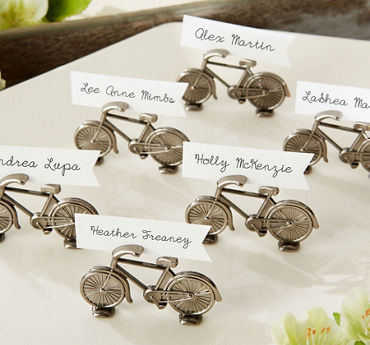 Bicycle Place Card Holders
