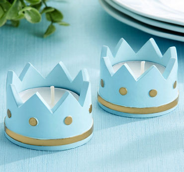 Little Prince Tealight Candle Holders 4ct