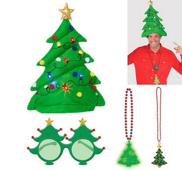 Adult Christmas Tree Accessory Kit