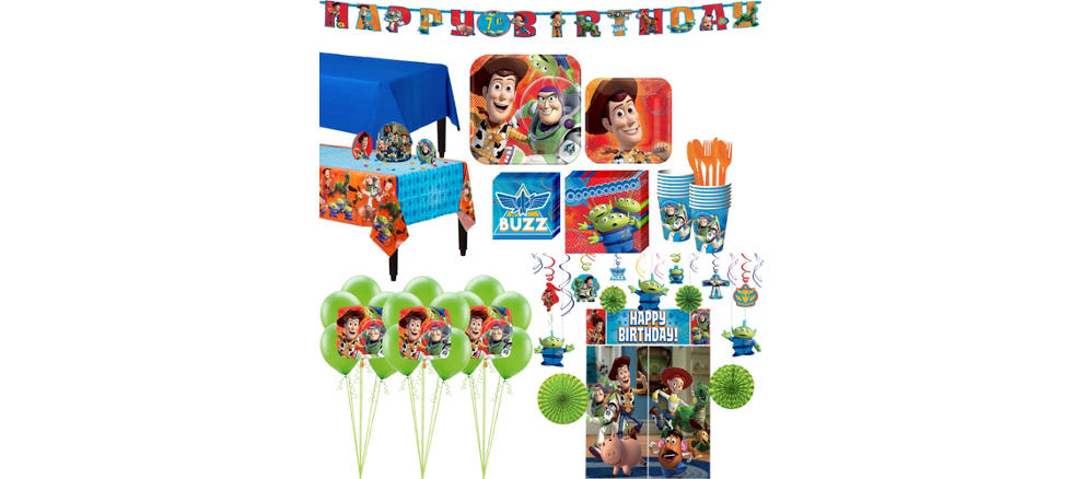 Toys From Party City : Toy story party supplies birthday city