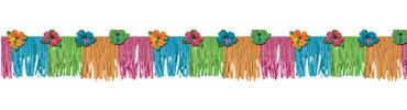 Floral Raffia Deck Fringe
